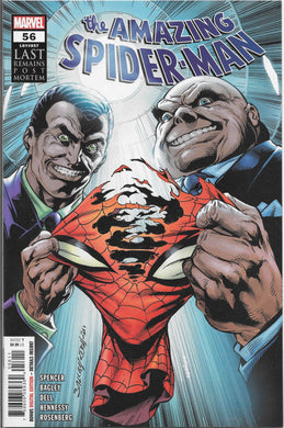 The Amazing Spider-man #56 Comic