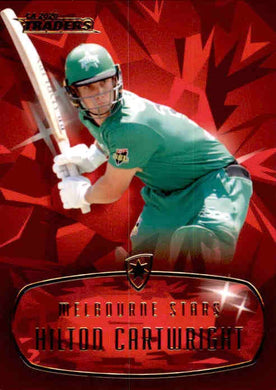 Hilton Cartwright, Ruby Parallel, 2020-21 TLA Cricket Australia and BBL