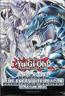 Yu-Gi-Oh! - Saga of Blue Eyes White Dragon Structure Deck