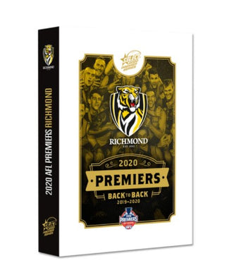 2020 Select Richmond Tigers Premiers card set
