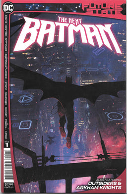 The Next Batman #1 Comic