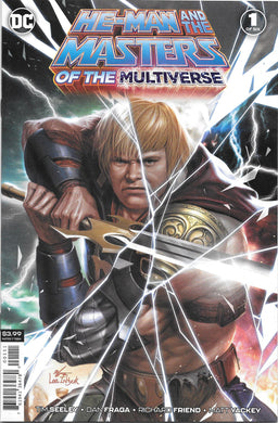 He-Man an the Masters of the Multiverse #1 Comic