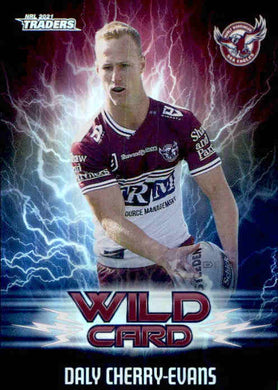 Daly Cherry-Evans, Wild Card, 2021 TLA Traders NRL