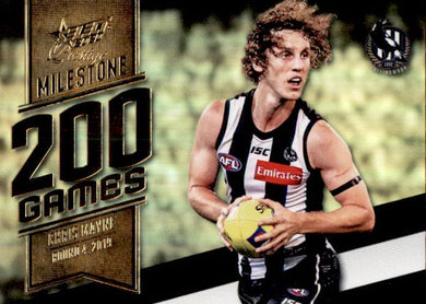 Chris Mayne, Milestone, 2020 Select AFL PRESTIGE Footy Stars