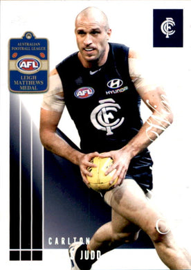 Chris Judd, Medal Winner, 2012 Select Eternity AFL