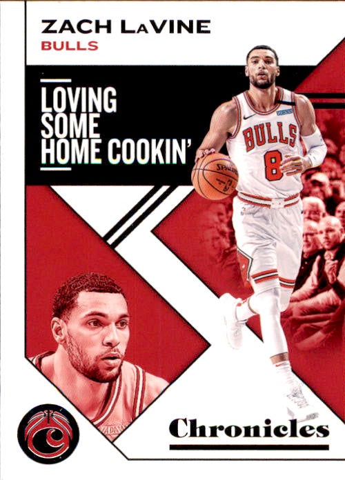 Zach LaVine, 2019-20 Panini Chronicles NBA Basketball