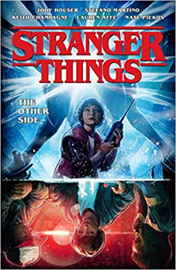 Stranger Things, The Other Side, Graphic Novel Comic