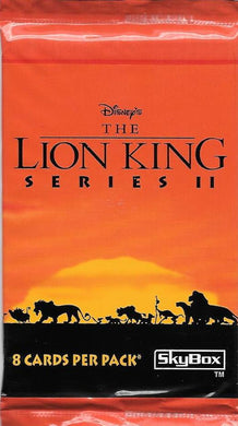 Disney Lion King II Pack of cards