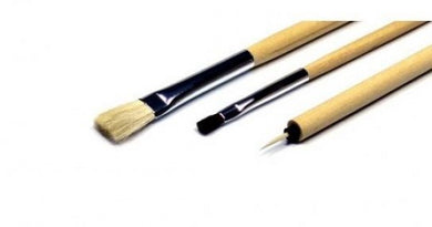 MODELING BRUSH BASIC SET by TAMIYA
