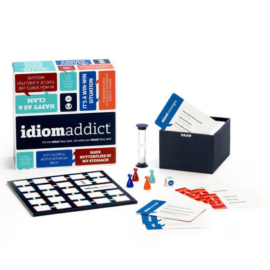 Idiom Addic, Board Game