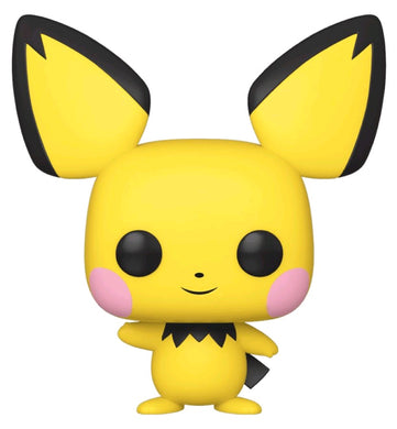 Pokemon - Pichu Pop! Vinyl [RS]