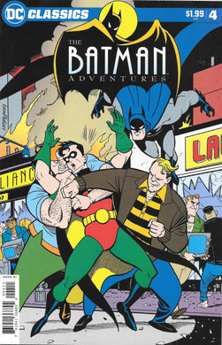 DC Classics, Batman, The Adventures #4 Comic