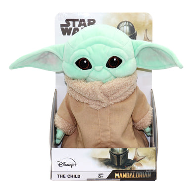 Star Wars The Mandalorian, THE CHILD Medium Plush in Open Tray