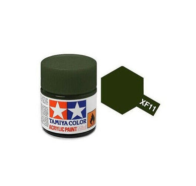 TAMIYA ACRYLIC MINI XF-11 J. N. GREEN 10ml