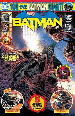 Batman #4 , 100 Page Giant Issue Comic