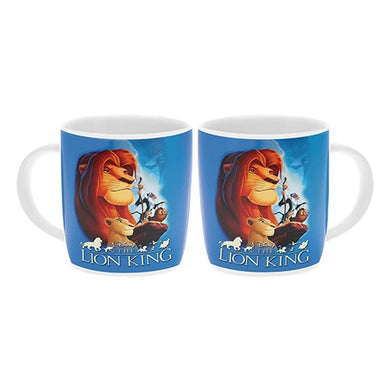 LION KING GROUP IMAGE MUG