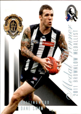 Dane Swan, Medal Winner, 2012 Select Eternity AFL