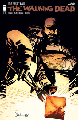 The Walking Dead #131 : A Journey Begins, Comic