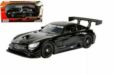Motor Max, Mercedes AMG GT3, 1:24 Diecast Vehicle