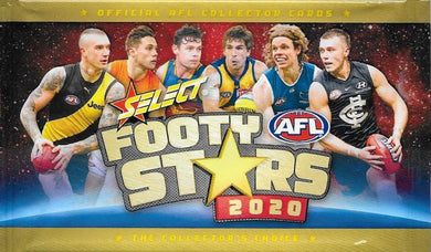 2020 Select AFL Footy Stars Pack