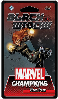 Marvel Champions LCG - Black Widow Hero Pack