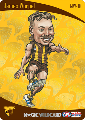 James Worpel, Magic Wildcard, 2020 Teamcoach AFL
