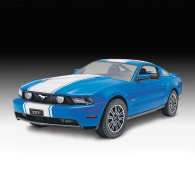 REVELL 2010 FORD MUSTANG GT 1:25 Scale Model Kit