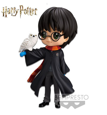 Harry Potter - Harry Potter, Banpresto Q posket Figure