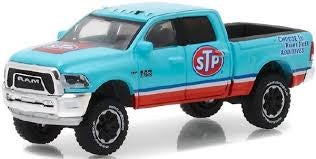 STP 2017 Ram 2500 Power Wagon, Running on Empty,  1:64 Diecast Vehicle