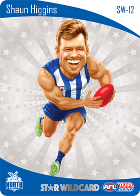 Shaun Higgins, Star Wildcard, 2020 Teamcoach AFL