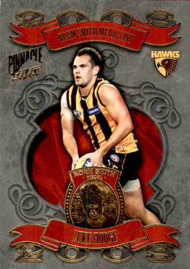 Luke Hodge, Norm Smith Medal, 2009 Select AFL Pinnacle