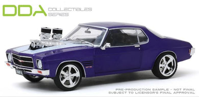 HANFUL 1973 Holden Monaro HQ GTS, 1:24 Diecast Model Car