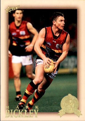 Mark Bickley, HFLE199, Hall of Fame Series 4, Red Back, 2012 Select Eternity AFL