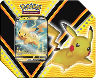 Pikachu, POKÉMON TCG V Powers Tin