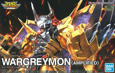 Bandai Digimon Wargreymon (Amplified) Figure-rise Standard Model Kit