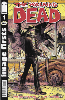 The Walking Dead #1 Reprint Comic