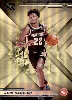 Cam Reddish, RC, XR, 2019-20 Panini Chronicles NBA Basketball