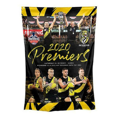 2020 Richmond Premiership Cup Wall Flag