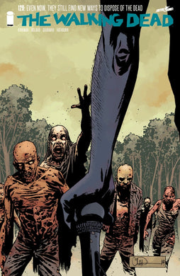 The Walking Dead #129 Comic