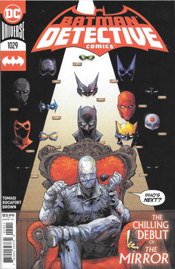 Batman Detective Comics #1029 Comic
