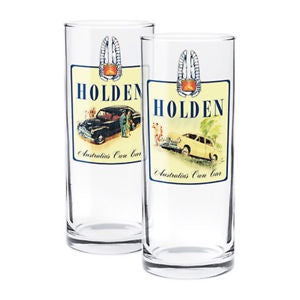 Holden Heritage Collection Set of 2 Glasses