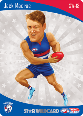 Jack Macrae, Star Wildcard, 2020 Teamcoach AFL