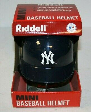 1997 New York Yankees Mini Riddell Baseball Helmet