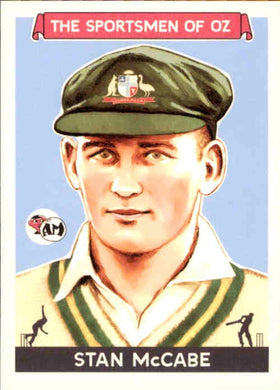 Stan McCabe, The Sportsmen of Oz, Series 2, Acheron Mints
