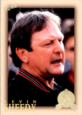 Kevin Sheedy, HF217, Hall of Fame Series 4, 2012 Select Eternity AFL