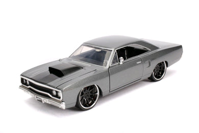 Fast and Furious - '70 Plymouth Road Runner OR, 1:24 Diecast Vehicle