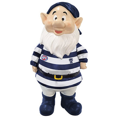 GEELONG CATS GARDEN GNOME