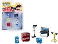 Home Improvements Binford Tools Shop Tools, 1:64 Diecast