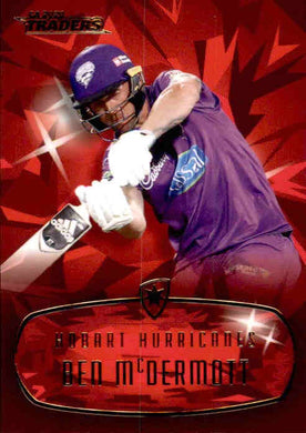Ben McDermott, Ruby Parallel #24, 2020-21 TLA Cricket Australia and BBL