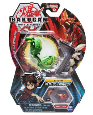 Bakugan Core, Battle Brawlers - Ventus Fangzor